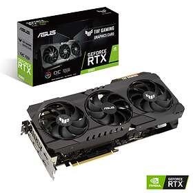 Asus GeForce RTX 3080 TUF Gaming OC 2xHDMI 3xDP 10Go