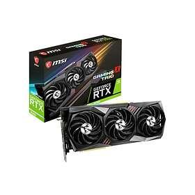 MSI GeForce RTX 3080 Gaming X Trio HDMI 3xDP 10Go