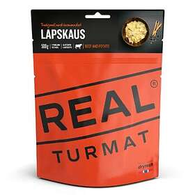 Real Turmat Beef And Potato 500g