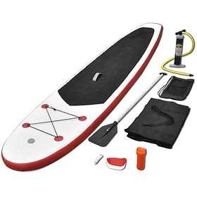 vidaXL Inflatable SUP Board Set