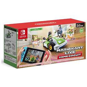 Mario Kart Live: Home Circuit - Luigi Set (Switch)