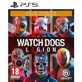 Watch Dogs: Legion - Gold Edition (PS5)