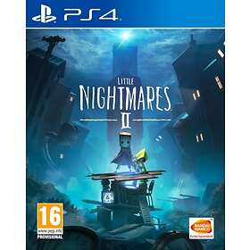 Little Nightmares II - TV Edition (PS4)