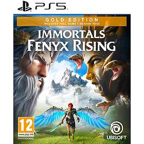 Immortals: Fenyx Rising - Gold Edition (PS5)