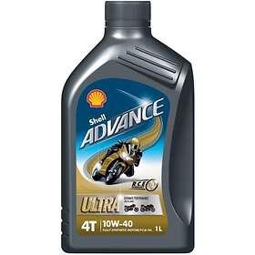 Shell Advance 4T Ultra 10W-40 1l