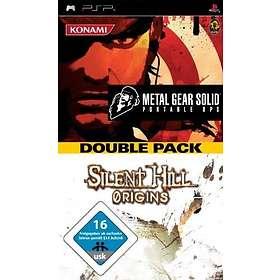 Metal Gear Solid: Portable Ops/Silent Hill: Origins Pacco Doppio