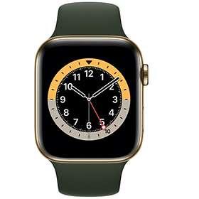 Apple Watch Series 6 4G 44mm Stainless Steel with Sport Loop