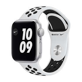 Apple Watch SE 40mm Aluminium with Nike Sport Band
