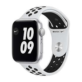 Apple Watch SE 44mm Aluminium with Nike Sport Band