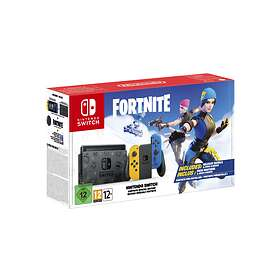 Nintendo Switch (2019) (incl. Fortnite) - Special Edition