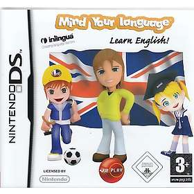 Mind Your Language: Learn English (DS)