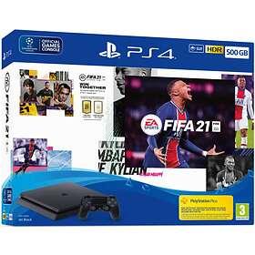 Sony PlayStation 4 (PS4) Slim 500GB (inkl. FIFA 21)