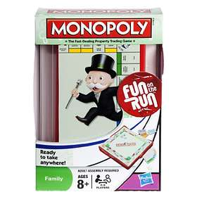Parker Brothers Monopoly (pocket)