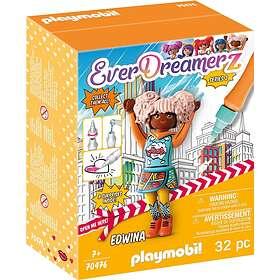 Playmobil EverDreamerz 70476 Edwina - Comic World