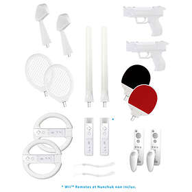 Bigben Interactive Sports Pack 20 in 1 (Wii)