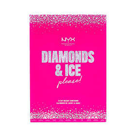 NYX Diamonds & Ice Please! 24 Holiday Countdown Calendar 2020