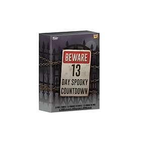 Funko 13-Day Spooky Countdown 48114 Calendrier de l'Avent 2020