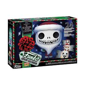 Funko The Nightmare Before Christmas 49668 Julekalender 2020