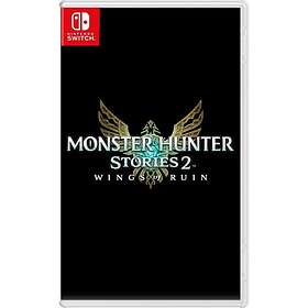 Monster Hunter Stories 2: Wings of Ruin (Switch)