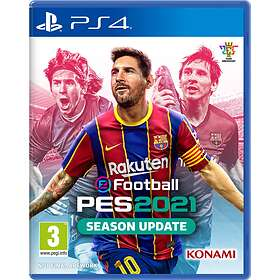eFootball PES 2021 Season Update (Expansion) (PS4)