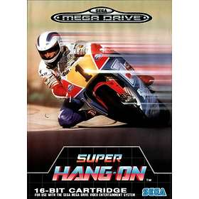 Super Hang-On (Mega Drive)