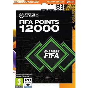 FIFA 21 - 12000 Points (PC)