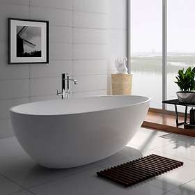 Bathlife Monte S06 169x85 (Hvit)