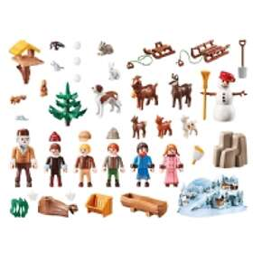 Playmobil Heidi 70260 Calendrier de l'Avent 2020