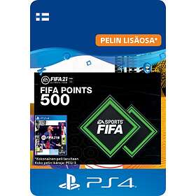 FIFA 21 - 500 Points (PS4)