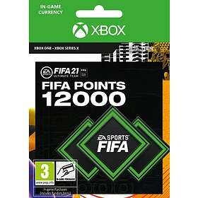 FIFA 21 - 12000 Points (Xbox One)