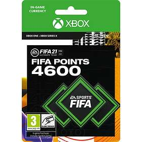 FIFA 21 - 4600 Points (Xbox One)