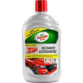 Turtle Wax Quick & Easy Zip Car Shampoo 500ml