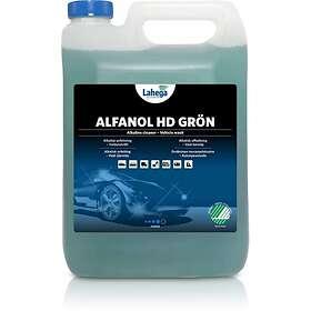 Lahega Alfanol HD Grön Vehicle Wash 5L