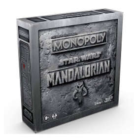 Monopoly: Star Wars The Mandalorian