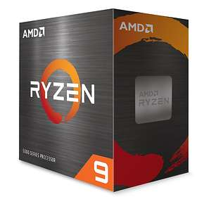 AMD Ryzen 9 5950X 3.4GHz Socket AM4 Box without Cooler