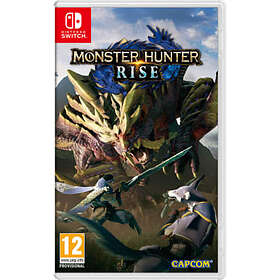 Monster Hunter Rise - Collector's Edition (Switch)