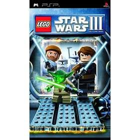 Lego Star Wars III: The Clone Wars (PSP)