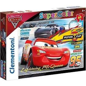 Clementoni Palapelit Kids Cars 3 60 Palaa
