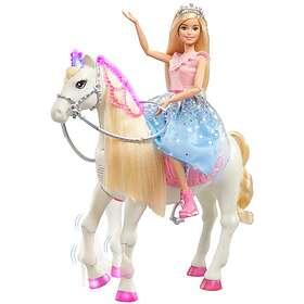 Barbie Princess Adventure Prance & Shimmer Horse (GML79)
