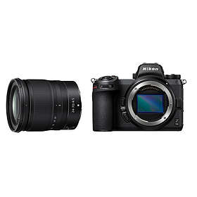 Nikon Z6 II + 24-70/4,0 S + FTZ adapter