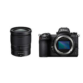 Nikon Z7 II + 24-70/4,0 S
