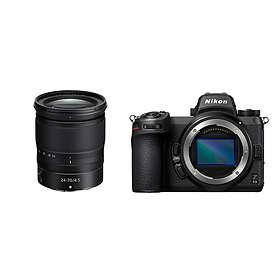 Nikon Z7 II + 24-70/4,0 S + FTZ adapter