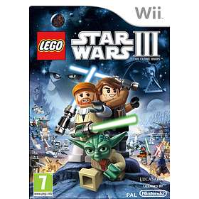 Lego Star Wars III: The Clone Wars (Wii)