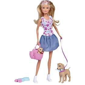 Steffi Love Puppy Walk
