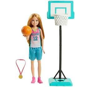 Barbie Dreamhouse Adventures Stacie Basketball (GHK35)