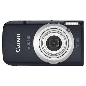 Canon Digital IXUS 210 IS