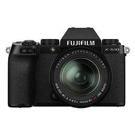 Fujifilm X-S10 + 18-55/2.8-4.0 OIS