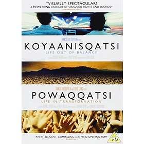 Koyaanisqatsi + Powaqqatsi (UK)