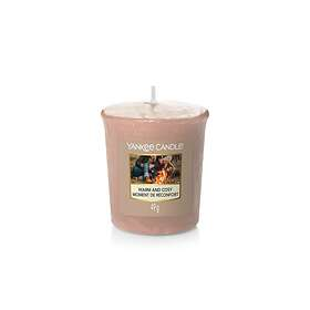 Yankee Candle Votives Warm & Cosy