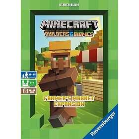 Minecraft Builders & Biomes - Farmer's Market (exp.)